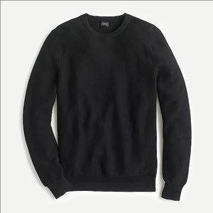 Men's J. Crew Black Knit Sweater